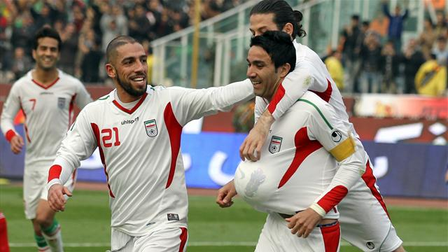 Iran, Qatar book Asian Cup places, China wait