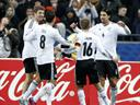 Germany net long overdue win against France
