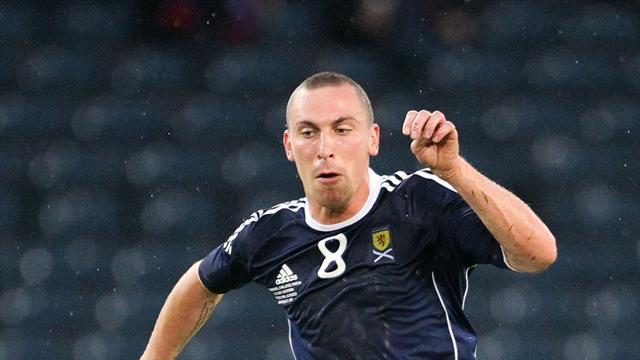 Brown eager to skipper Scots again