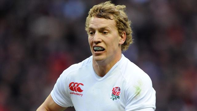 Lions call up England's Twelvetrees - Rugby - Lions Tour