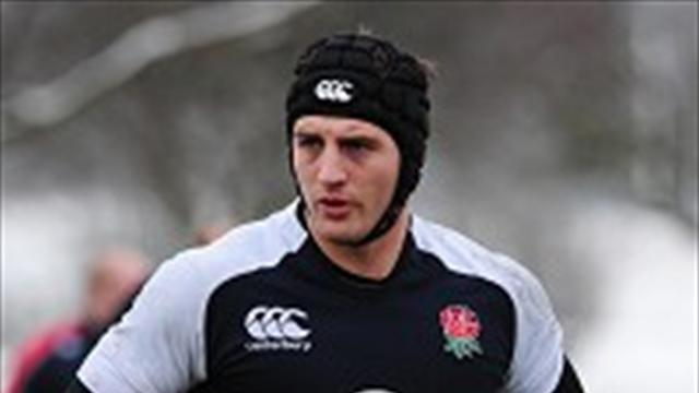 Wood keen to nail down number eight role - Rugby
