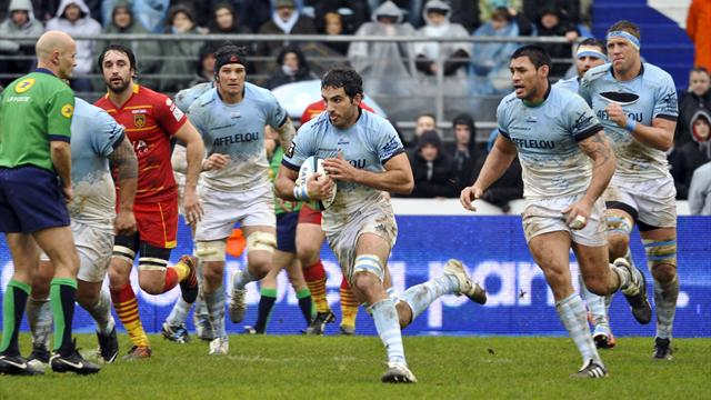 Bayonne au courage - Rugby - Top 14
