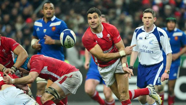 Il a suffi d'une opportunité galloise... - Rugby - 6 Nations