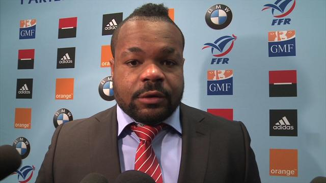 "Bastareaud: ""On n'a plus rien à perdre"""