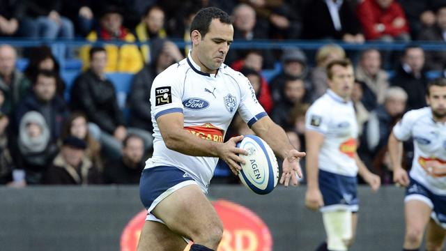 Agen: Capital pour le maintien - Rugby - Top 14