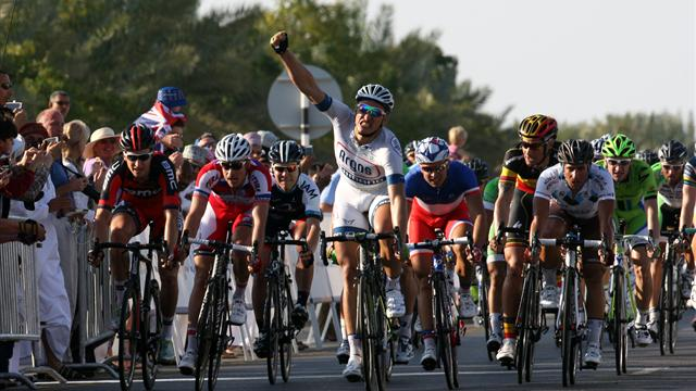 Kittel le plus costaud, Bouhanni sur le podium - Cyclisme - Tour d'Oman