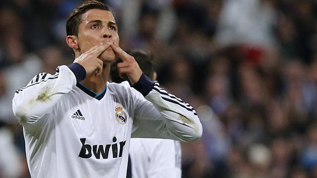 Ronaldo scores but United hold Madrid - Football - Champions League