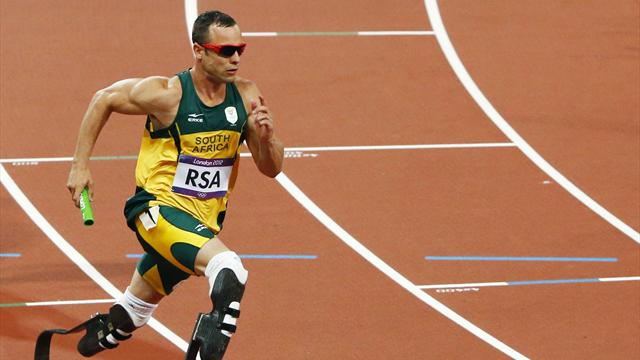 Factbox: Oscar Pistorius