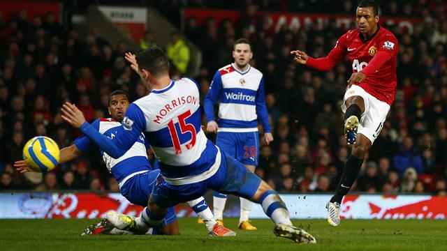 Nani leads United past battling Reading - Football - FA Cup