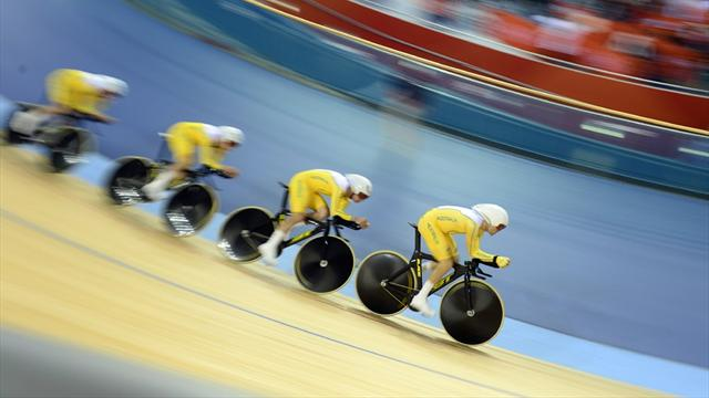 Aussie Cyclones ready to fire at UCI World Championships LIVE on Eurosport