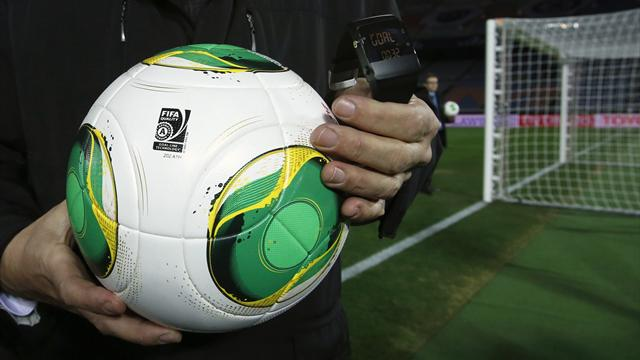FIFA approves goal-line technology for 2014