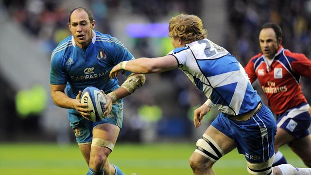 Parisse manquera la fin du Tournoi - Rugby - 6 Nations
