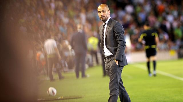 Les dessous croustillants de la signature de Pep - Football - Bundesliga