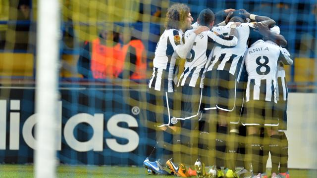 Krul heroics help Newcastle reach last 16 - Football - Europa League
