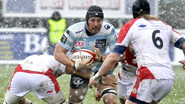 Le Racing surfe sur la vague - Rugby - Top 14