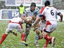 Top14, 19e journée, Biarritz-RM92 (11-23): Le Racing Métro surfe sur la vague