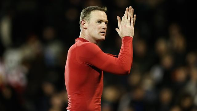 Le PSG veut Rooney - Football - Ligue 1