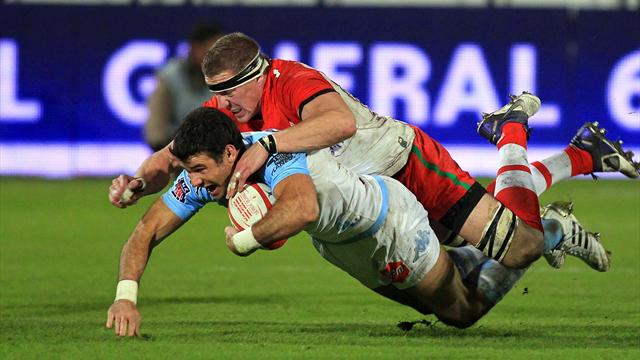 Bayonne and Biarritz in derby dirge - Rugby - Top 14