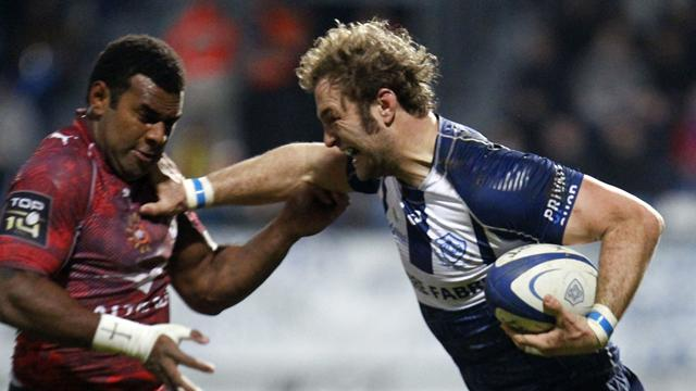 Castres se pose en outsider - Rugby - Top 14