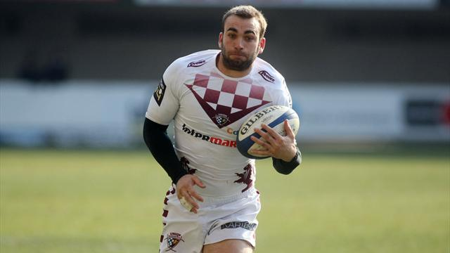 Bordeaux-Bègles assomme Agen - Rugby - Top 14