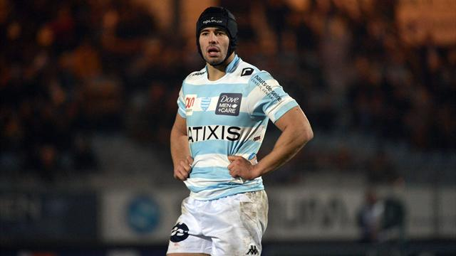 "Battut: ""Le jeu du Racing a mûri"" - Rugby - Top 14"