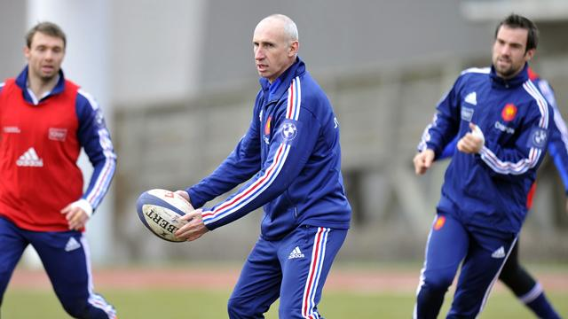 "Lagisquet: ""Horreur de perdre"" - Rugby - 6 Nations"