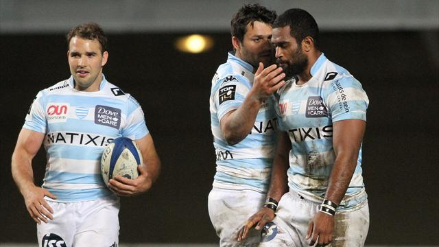 Racing, le grand huit - Rugby - Top 14