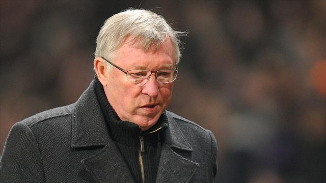 Sir Alex Ferguson, pictured, comes up against old rival Rafael Benitez on Sunday