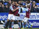 Villa out of drop zone as Reading hit bottom
