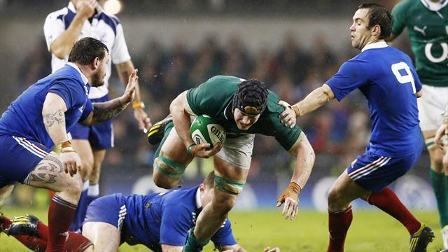 Et l'engagement, bordel ! - Rugby - 6 Nations