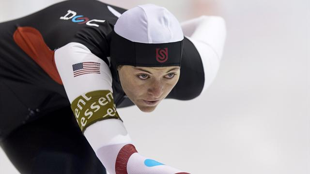 Richardson, Nuis, Sablikova and Bergsma take World Cup titles in Heerenveen - Speed Skating