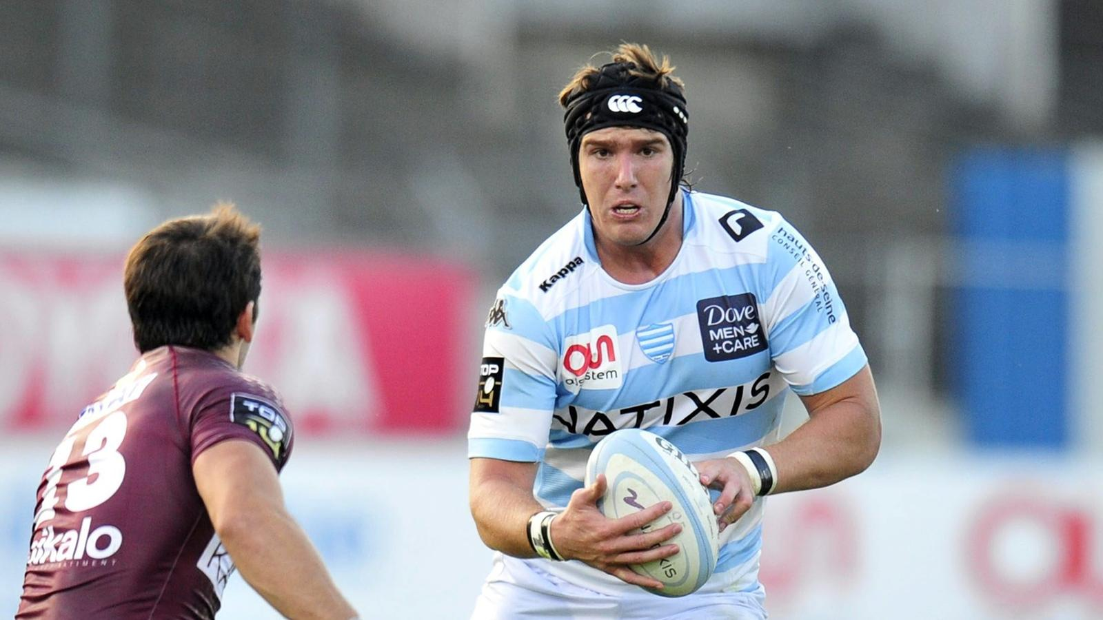 Bernard LE ROUX - 01.09.2012 - Racing Metro 92 / Bordeaux-Begles