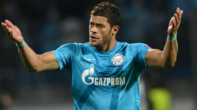 Hulk set for Monaco - reports - Football - Ligue 1