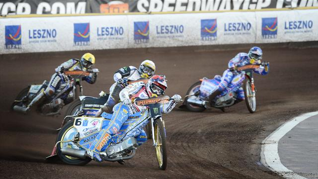Grand Prix comes to British Eurosport - Speedway