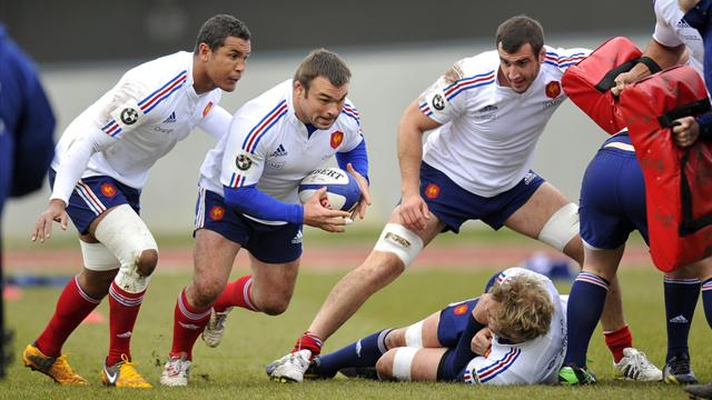 Saint-André et son club des six - Rugby - 6 Nations