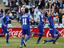 Borja on target as Getafe beat Athletic