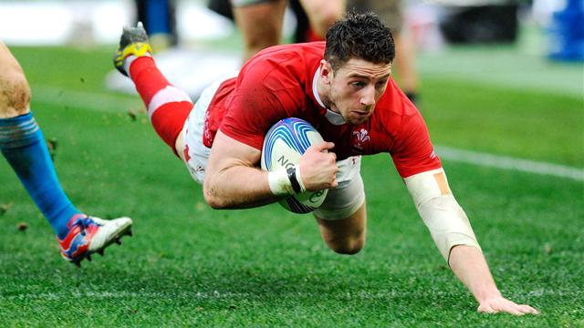 Cuthbert, finisseur surpuissant - Rugby - 6 Nations