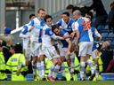Dunn rescues Blackburn in Lancashire derby