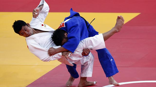 European bronze medallist McKenzie fifth in Azerbaijan - Judo