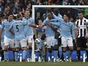 Kompany nets on return as City crush Newcastle