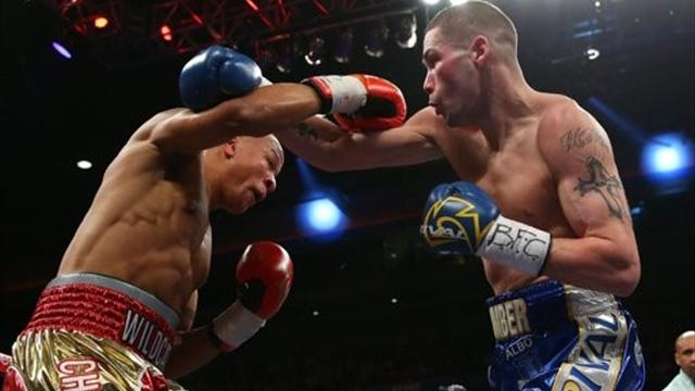 Bellew and Chilemba draw in Liverpool - Boxing