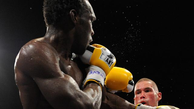 McKenzie out to KO Maccarinelli in rematch - Boxing