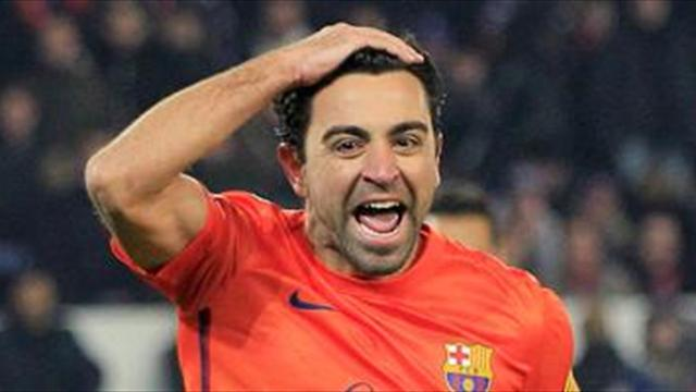 Xavi celebration was tribute to cancer boy