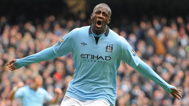 Yaya Touré, 27e candidat au Ballon d'Or - Football - Ballon d'Or