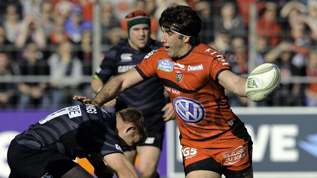 Toulon à l'usure... - Rugby - Coupe d'Europe