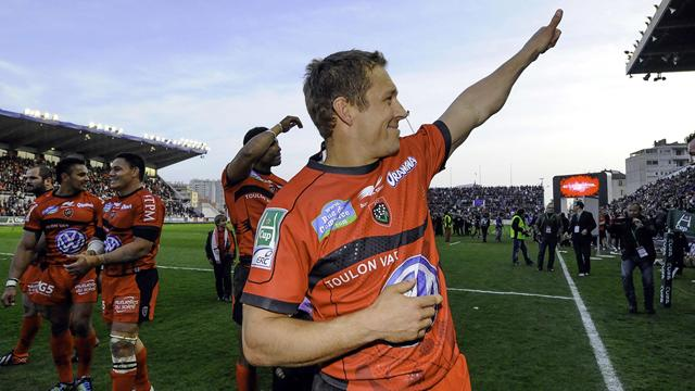 Toulon: Wilkinson, un an de plus - Rugby - Top 14