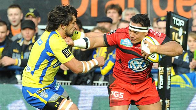 "Toulon au défi de la ""machine"" clermontoise - Rugby - Top 14"