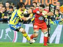 "Top 14, 24e journée - ASM-RCT: Toulon au défi de la ""machine"" clermontoise"