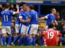 Everton down miserable QPR