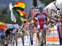 Moreno surprises favourites to win Flèche-Wallonne